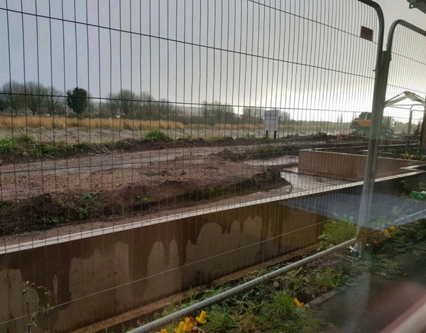 River Usk Flood Defence Scheme Newport