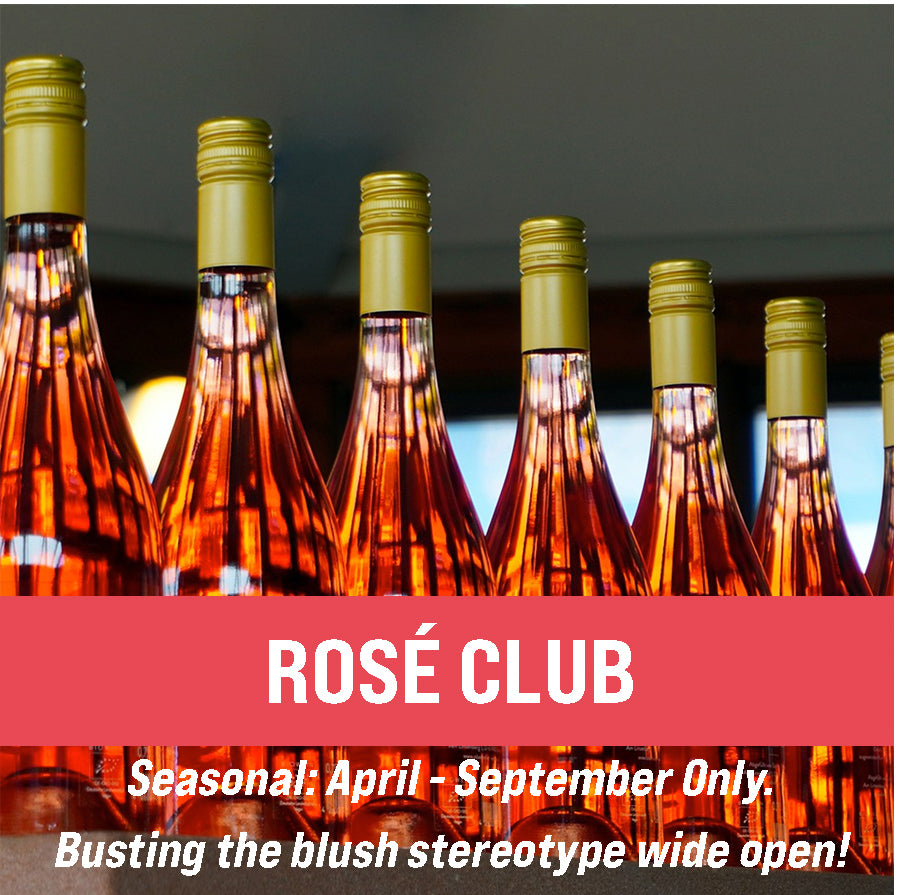 Rosé Club: busting the blush stereotype wide open!