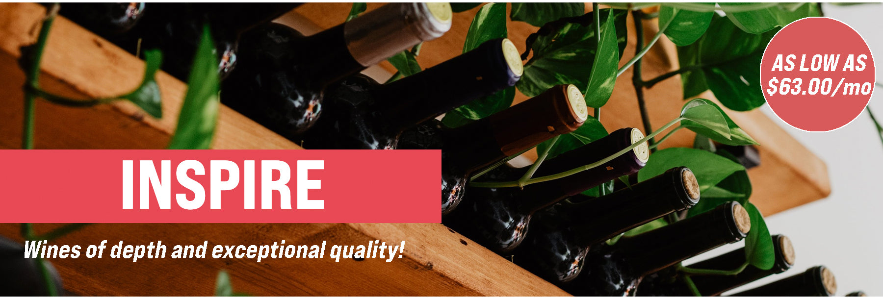 Inspire: wines of depth and exceptional quality