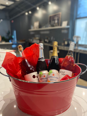 The Boozy Brunch Bucket