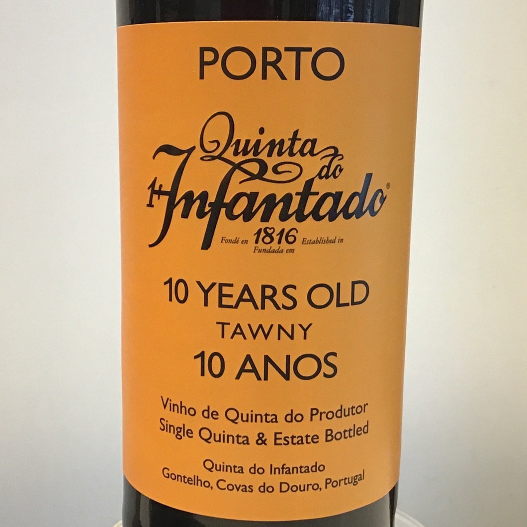Qunita do Infantado - 10yr Tawny 375ml