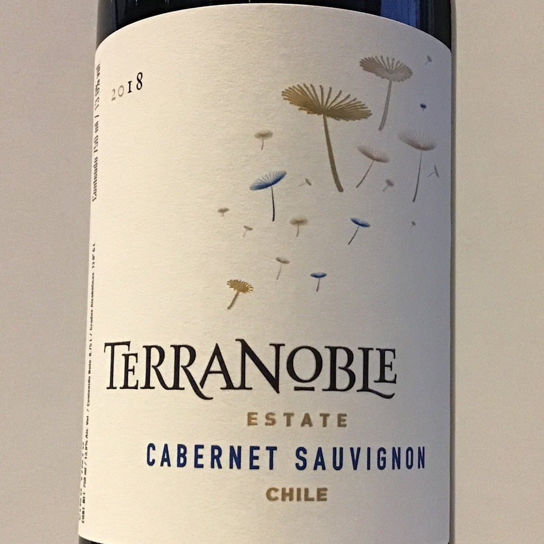 TerraNoble 'Estate' - Cabernet Sauvignon