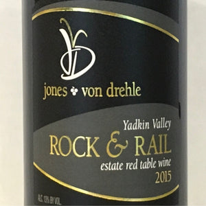Jones von Drehle - Rock & Rail