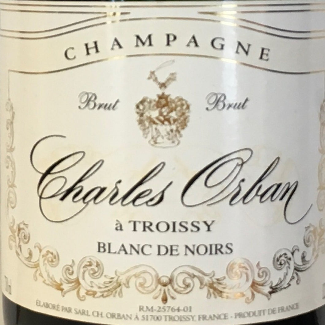 Charles Orban - Blanc de Noirs Champagne