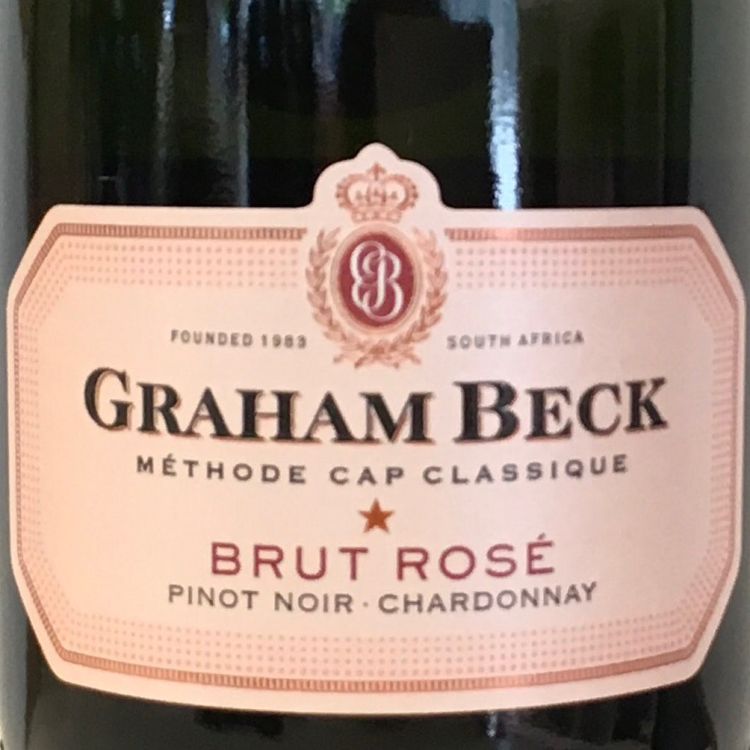 Graham Beck - Brut Rose