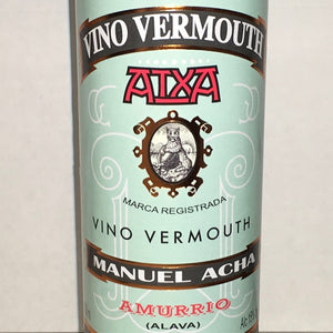 Acha - Red Vermouth
