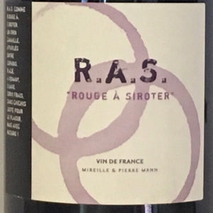 Mas des Caprices 'R.A.S.' - France