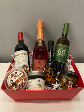 A Journey Through Spain in a Basket