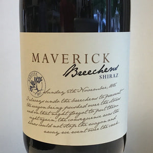 Maverick 'Breechens' - Shiraz