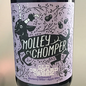 Molley Chomper 'Old Orchard Creek' - Blueberry Apple Wine