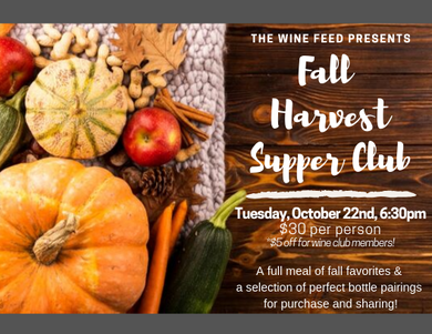 The Wine Feed's Supper Club
