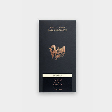 Videri - Ecuador 75% Dark Chocolate