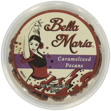 Bella Maria - Carmelized Pecans