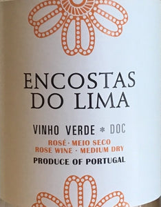 Encostas do Lima - Vinho Verde - Rose