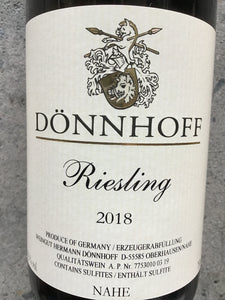 Donnhoff - Riesling - Nahe