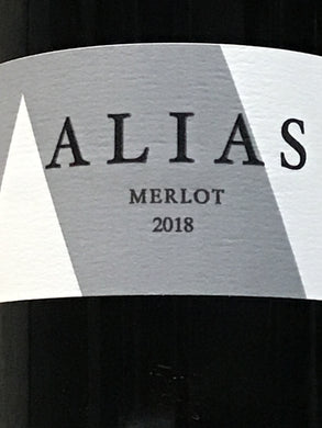 Alias - Merlot - California