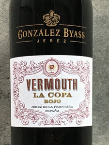Gonzalez Byass 'La Copa' - Red Sweet Vermouth