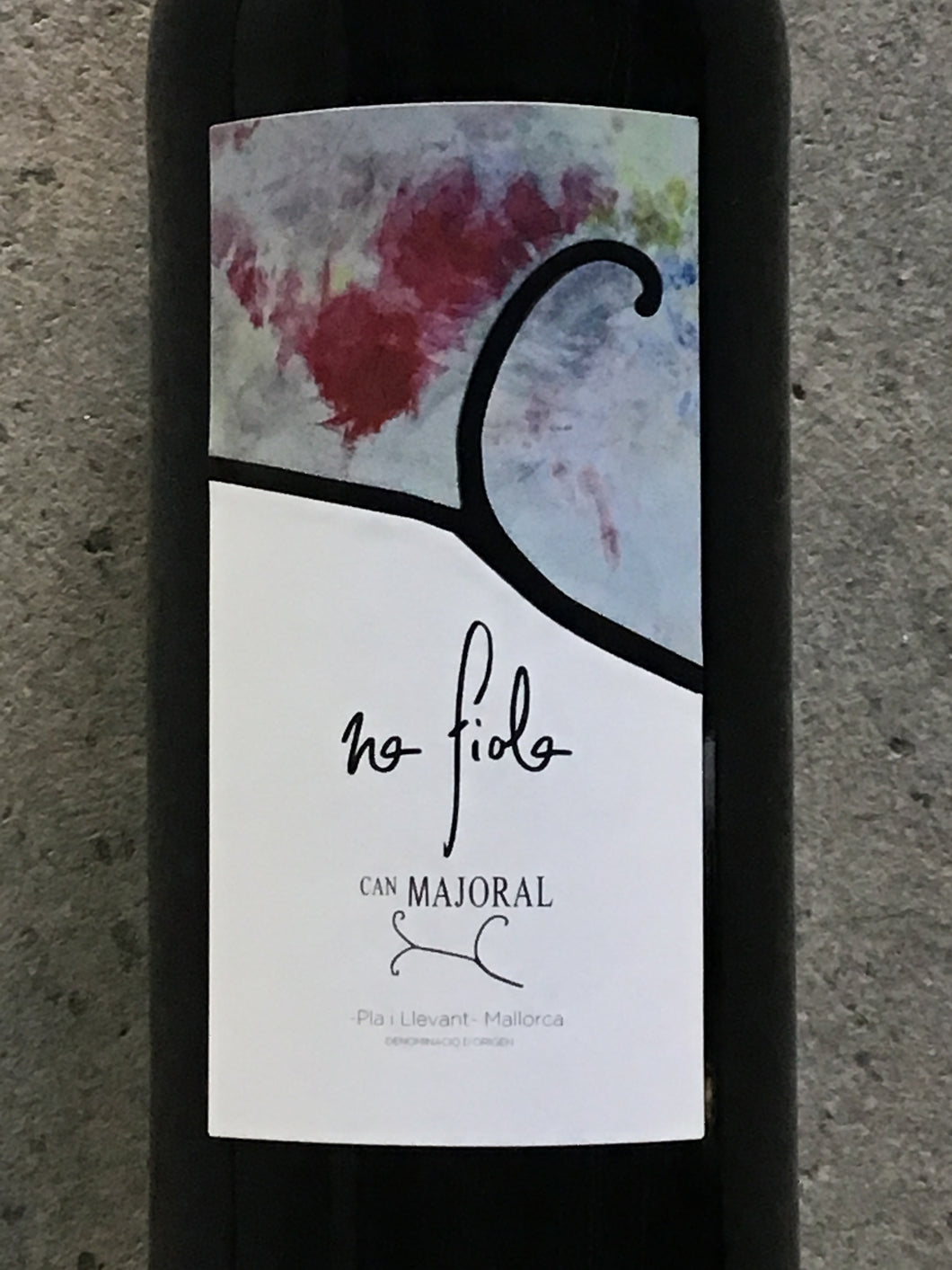 Can Majoral 'Na Fiola' - Red Blend - Mallorca