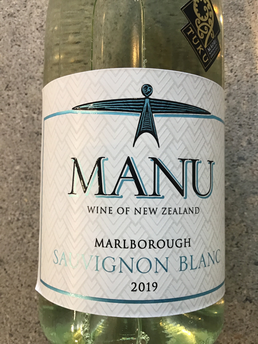 Manu - Sauvignon Blanc - Marlborough