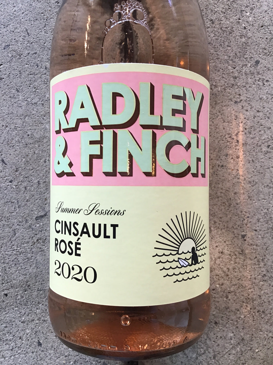 Radley & Finch - Cinsault Rose