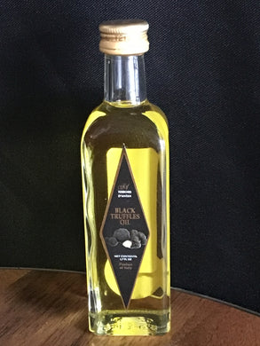 Winter Black Truffle Oil