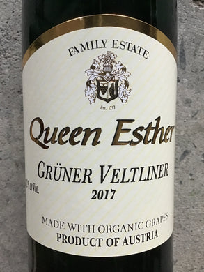 Hafner 'Queen Esther' - Gruner Veltliner