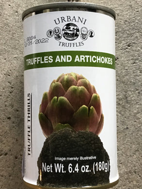 Artichoke and Truffle Sauce