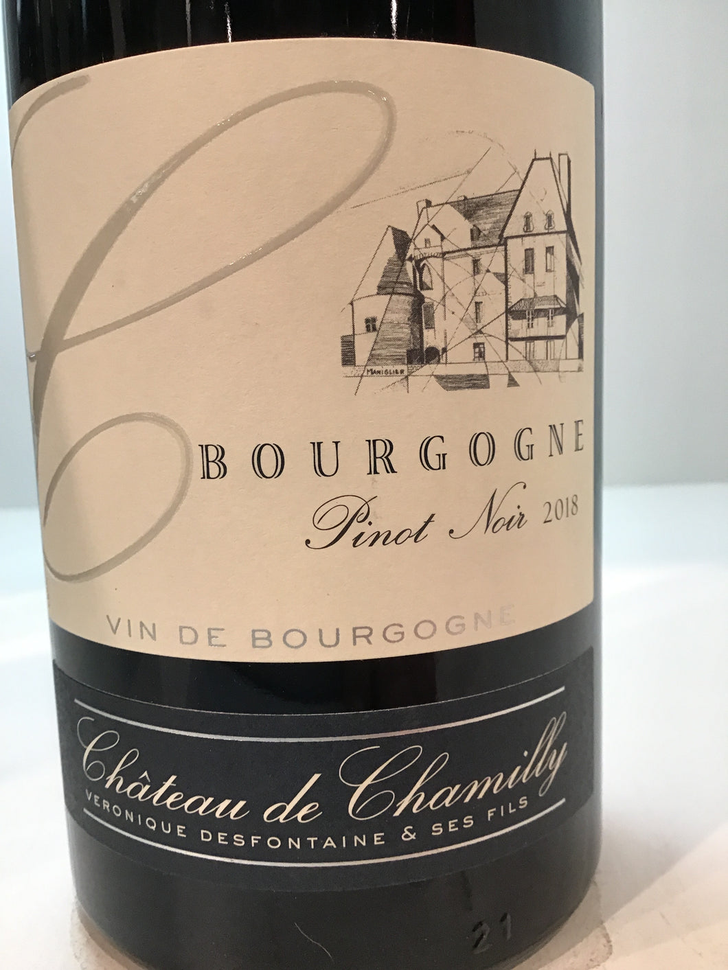 Chateau de Chamilly - Bourgogne - Pinot Noir