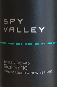 Spy Valley - Riesling - Dry
