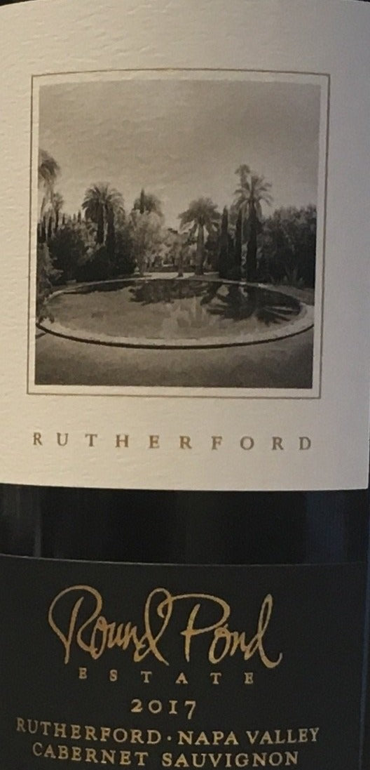 Round Pond - Cabernet Sauvignon - Rutherford