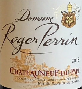 Domaine Roger Perrin - Chateauneuf du Pape