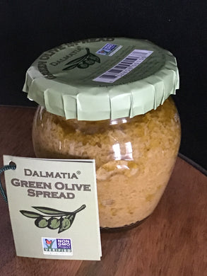 Green Olive Spread - Tapenade