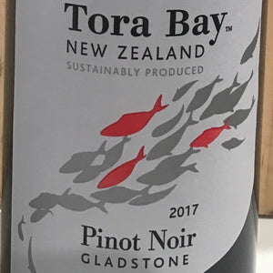 Tora Bay - Pinot Noir - New Zealand