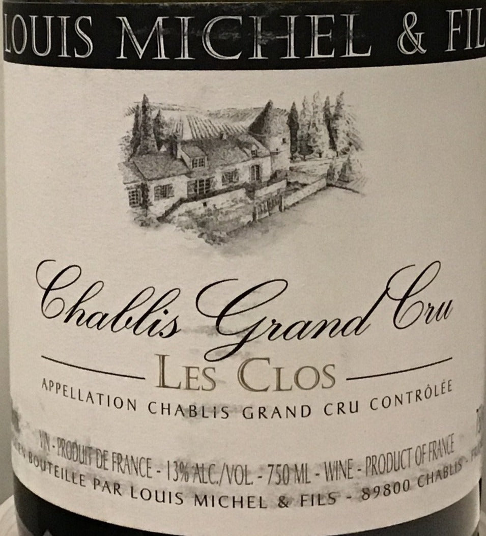 Louis Michel - Les Clos - Grand Cru