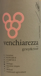 "Venchiarezza ""Grey & Rose"" - Pinot Grigio"