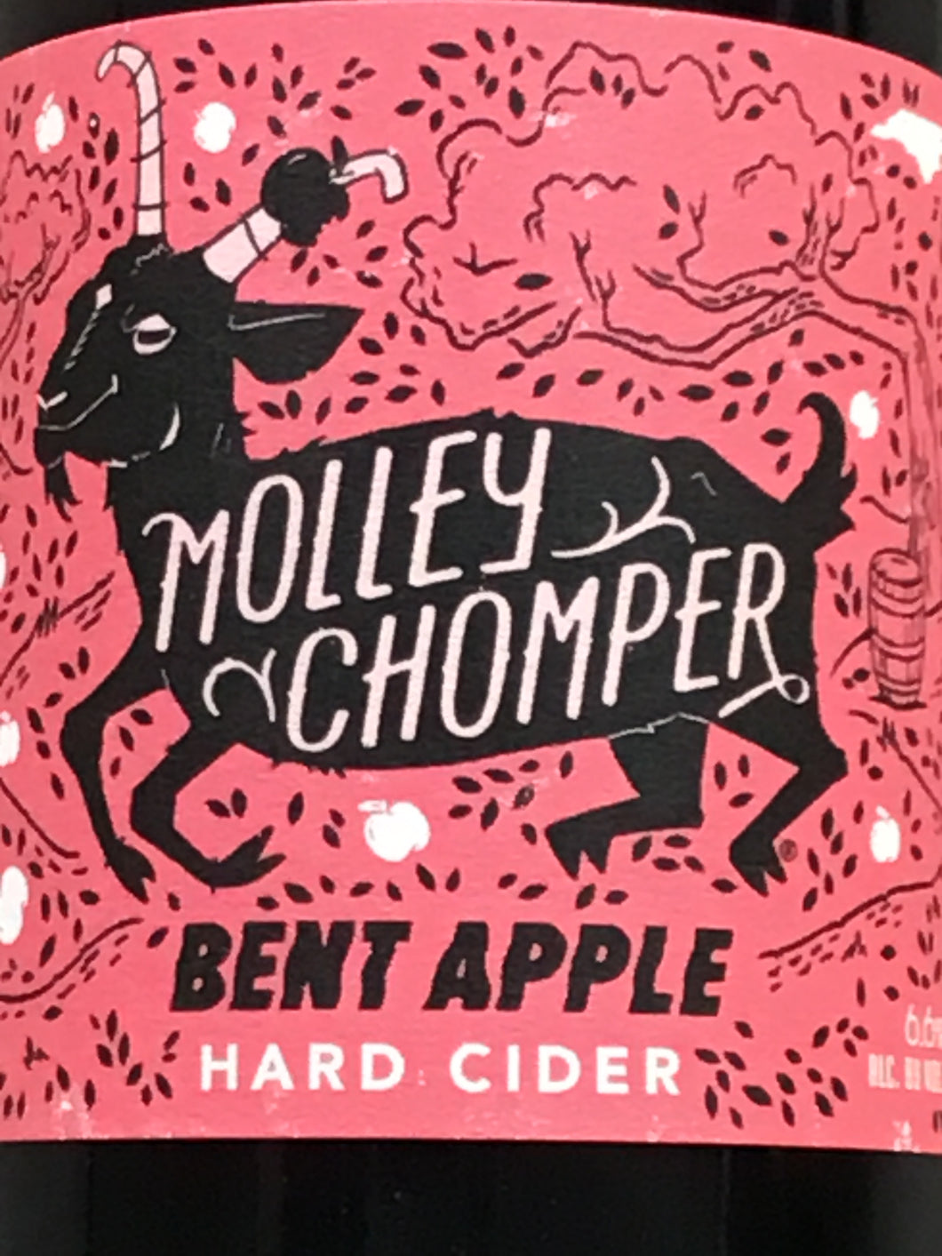 Molley Chomper - Bent Apple - 500ml