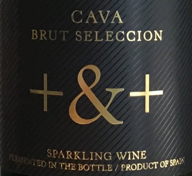 +&+ Cava (plus and plus)
