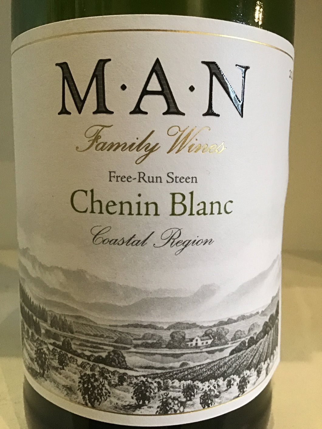 MAN Family Wines - Chenin Blanc