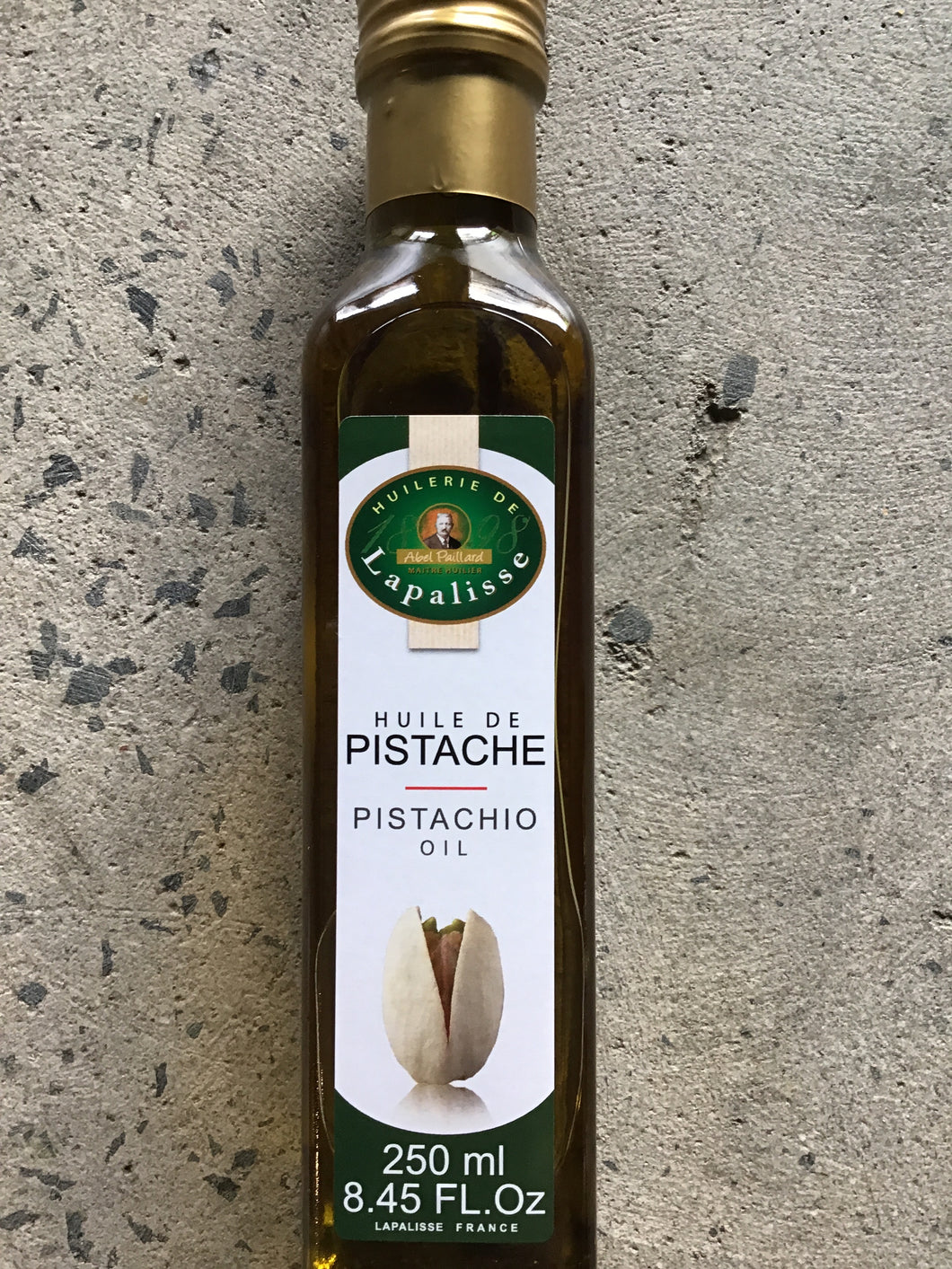 Virgin Pistachio Oil