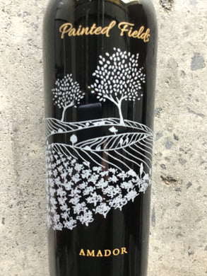Andis 'Painted Fields' - Red Blend - Amador County