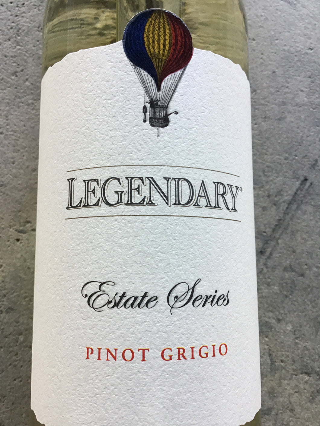 Legendary Estate - Pinot Grigio - Romainia