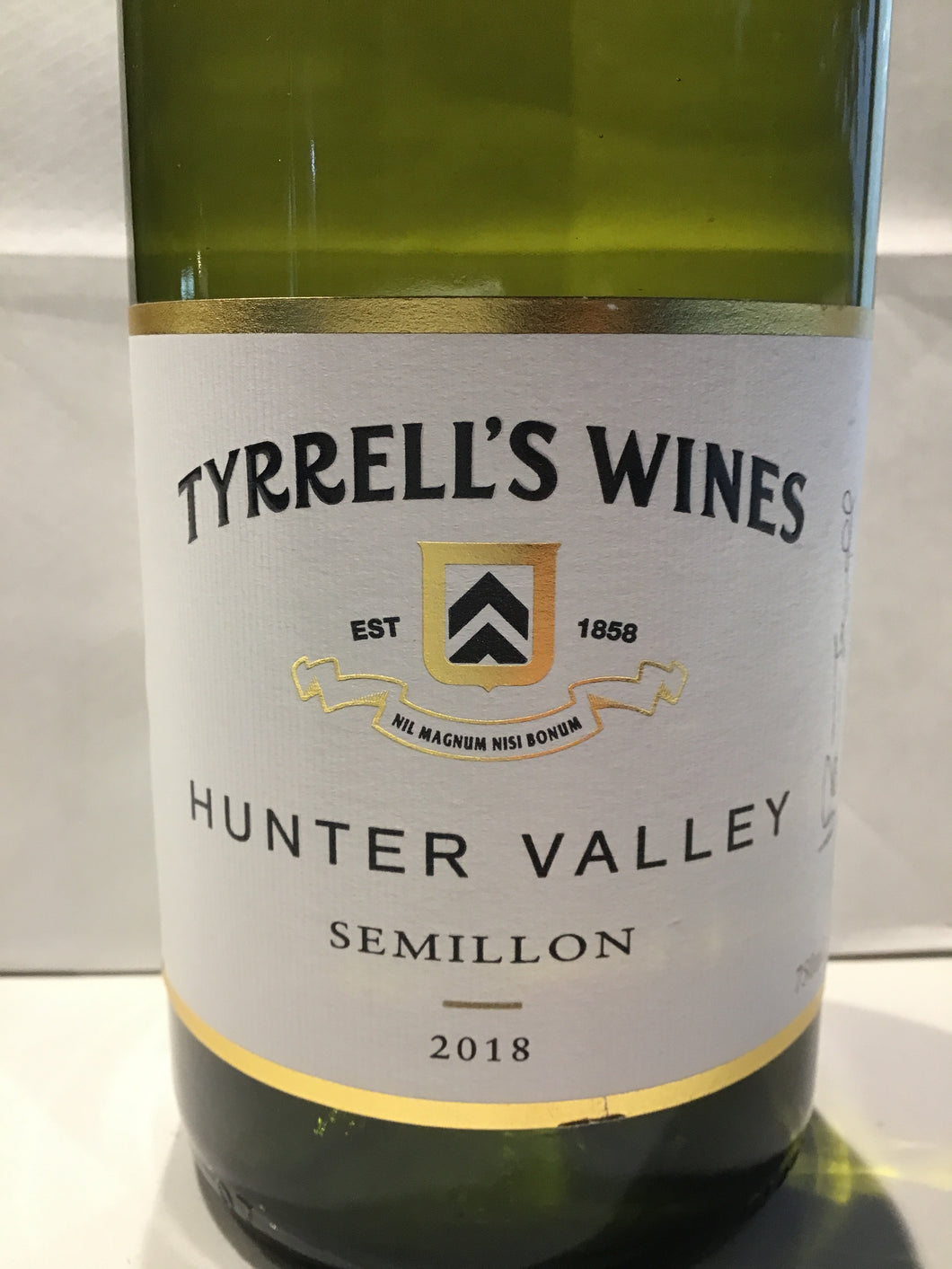 Tyrrell's Wines - Semillon - Hunter Valley