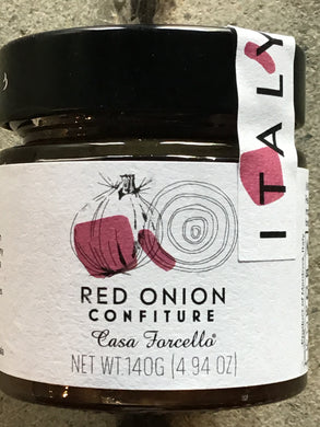 Red Onion Confiture