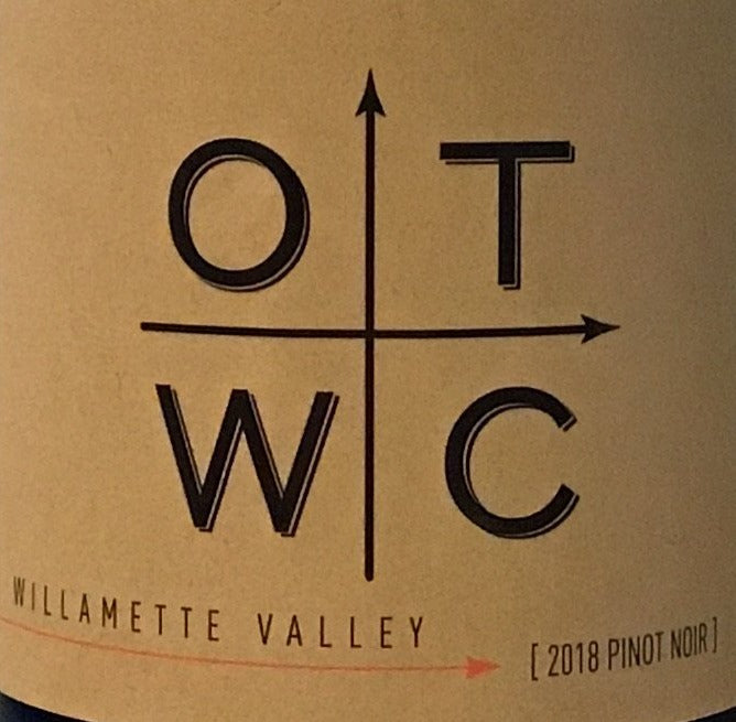Oregon Trails Wine Co. - Pinot Noir