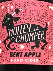 Molley Chomper - Bent Apple - 750ml
