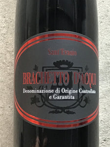 Sant ' Evasio - Brachetto d'Acqui - 375ml