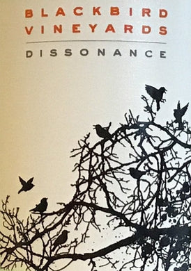 Blackbird 'Dissonance'