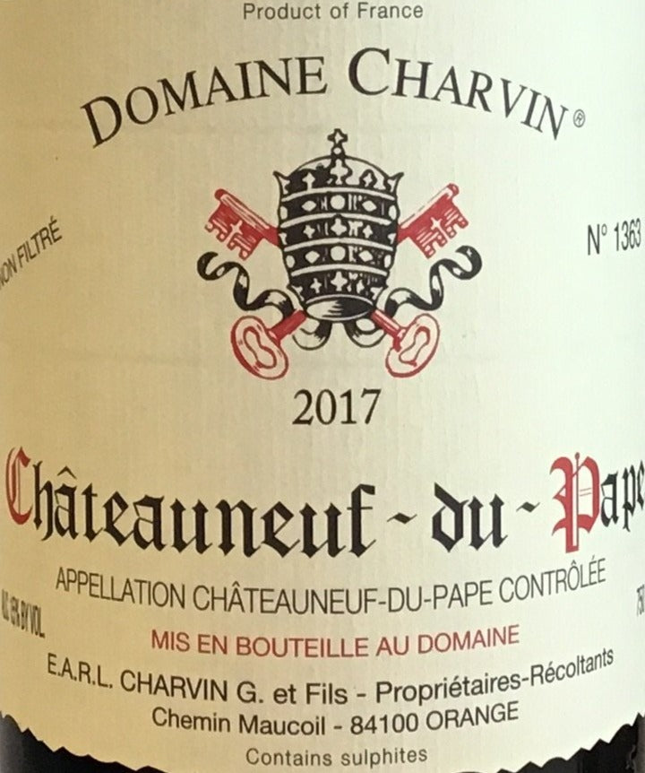 Domaine Charvin - Chateauneuf du Pape