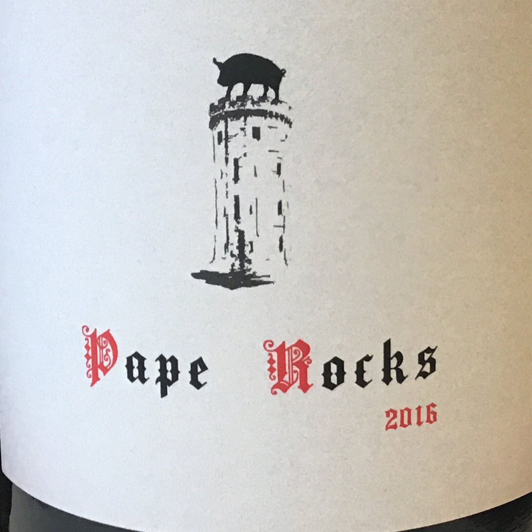 Cochon 'Pape Rocks' - red blend