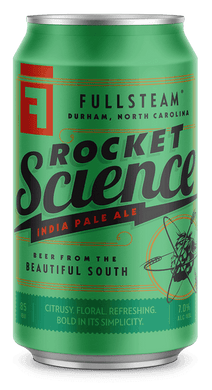 Fullsteam 'Rocket Science' - IPA - 6 pk